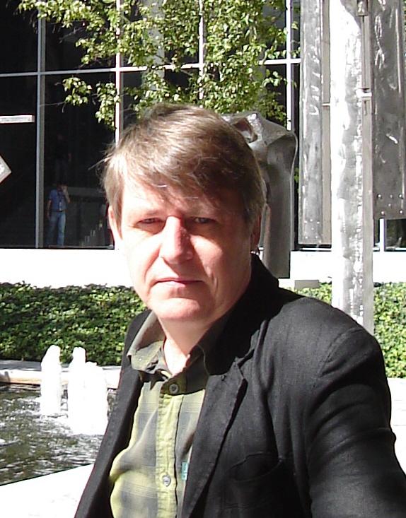 Paul McAuley image